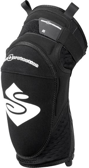 Sweet Protection Bearsuit Pro Knee Pads True Black